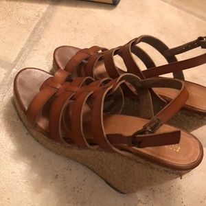 Lightly worn Mossimo Wedges